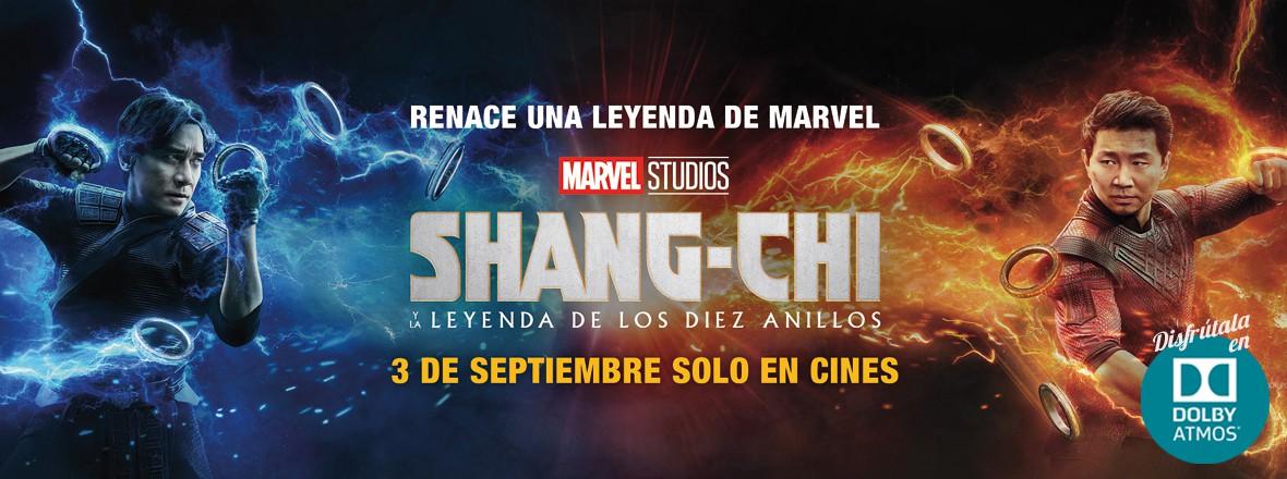 G - SHANG CHI